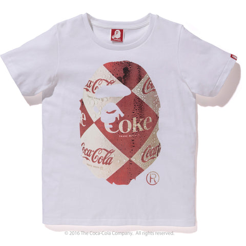 COCA COLA APE TEE #2 LADIES