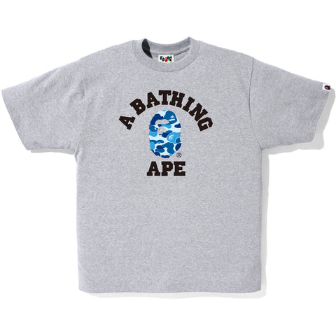 ABC CAMO COLLEGE TEE / MENS