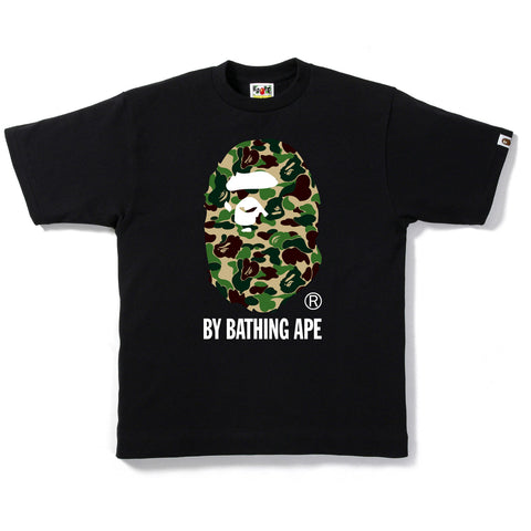 ABC CAMO BY BATHING TEE / MENS