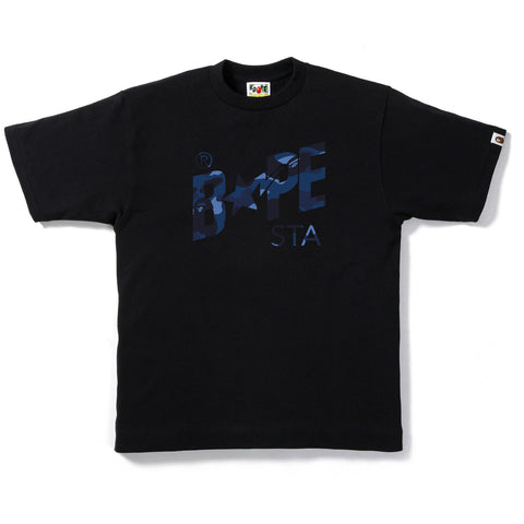 COLOR CAMO BAPESTA TEE M