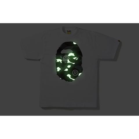 CITY CAMO BIG APE HEAD TEE M
