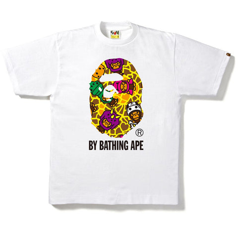 MILO DINOSAURS BY BATHING TEE
