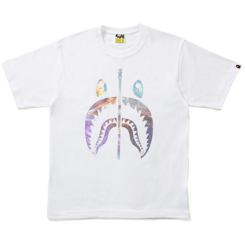 HOLOGRAM SHARK TEE M
