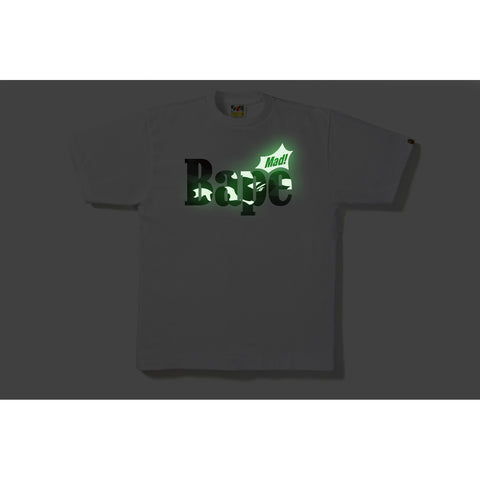CITY CAMO BAPE MAD TEE M