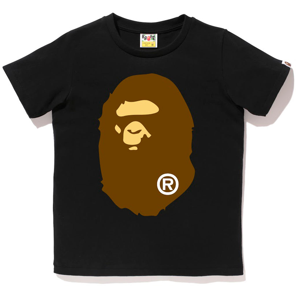 BIG APE HEAD TEE L