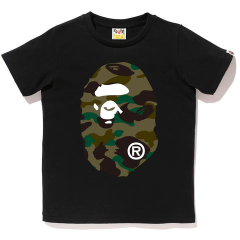 1ST CAMO BIG APE HEAD TEE L
