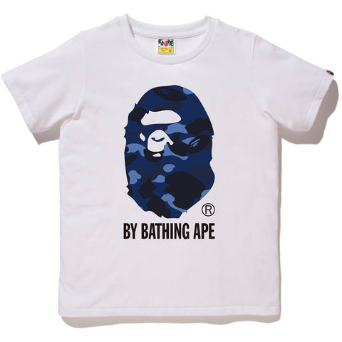 COLOR CAMO BY BATHING TEE L