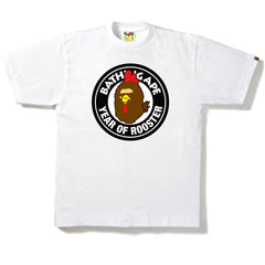YEAR OF ROOSTER BWS TEE M