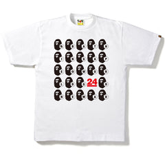 NW24TH 24 APE HEAD TEE MENS
