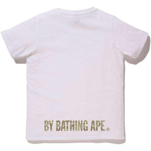 TIGER CAMO APE FACE TEE LADIES