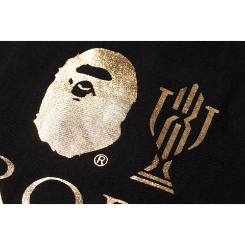 BAPE X TROPHY ROOM TEE MENS
