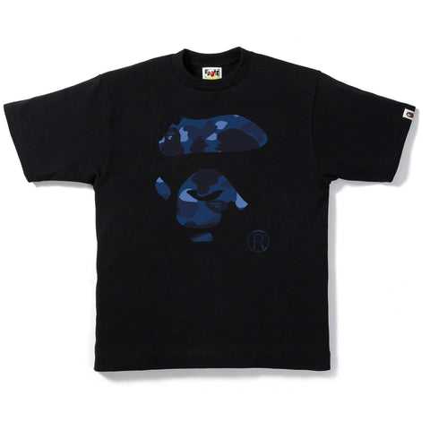 COLOR CAMO APE FACE TEE MENS