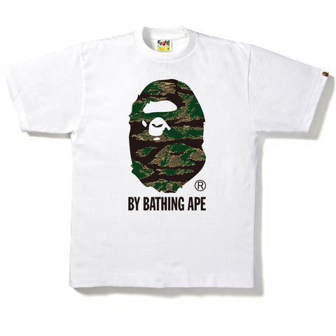 TIGER CAMO BY BATHING TEE MENS