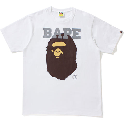 FACE OVER BAPE TEE MENS