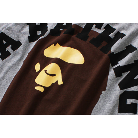 FACE OVER COLLEGE TEE MENS