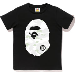 CITY CAMO BIG APE HEAD TEE LADIES