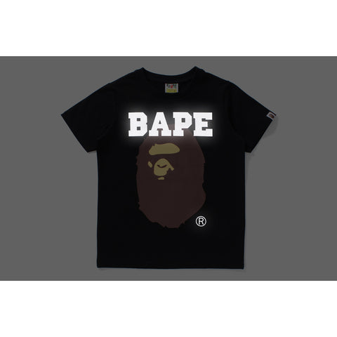 FACE OVER BAPE TEE LADIES
