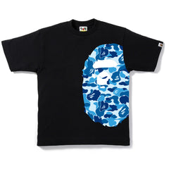 ABC SIDE BIG APE HEAD TEE MENS