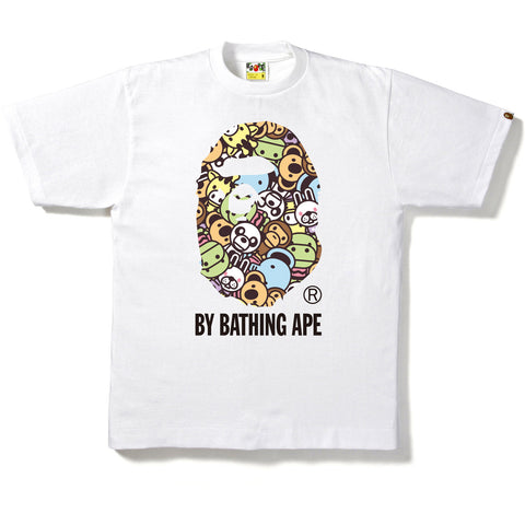 MILO ALL FRIENDS BY BATHING TEE MENS