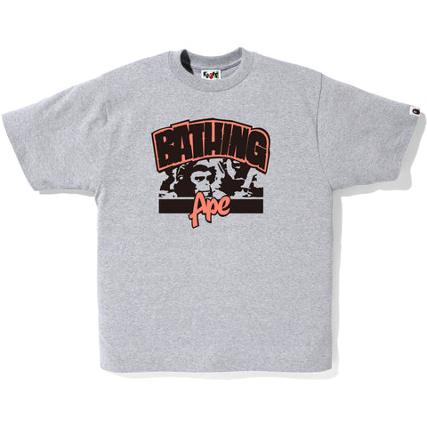 BATHING APE APE TEE MENS