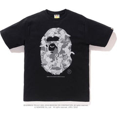 APE HEAD BE@RBRICK TEE L (MEDICOMTOY) LADIES