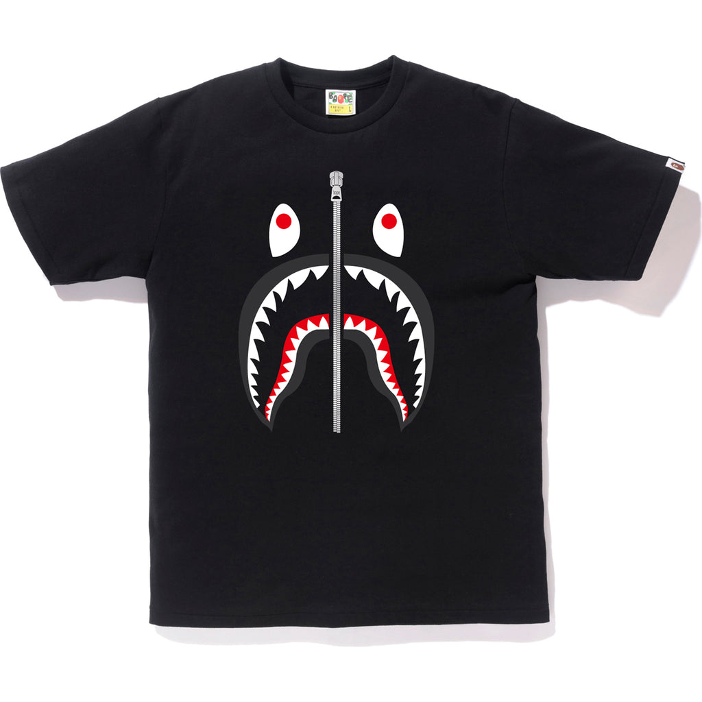 ca76041db SHARK TEE MENS | us.bape.com