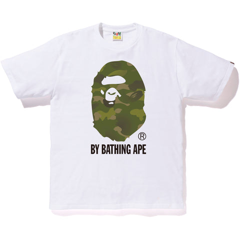 GRADATION CAMO BY BATHING TEE MENS