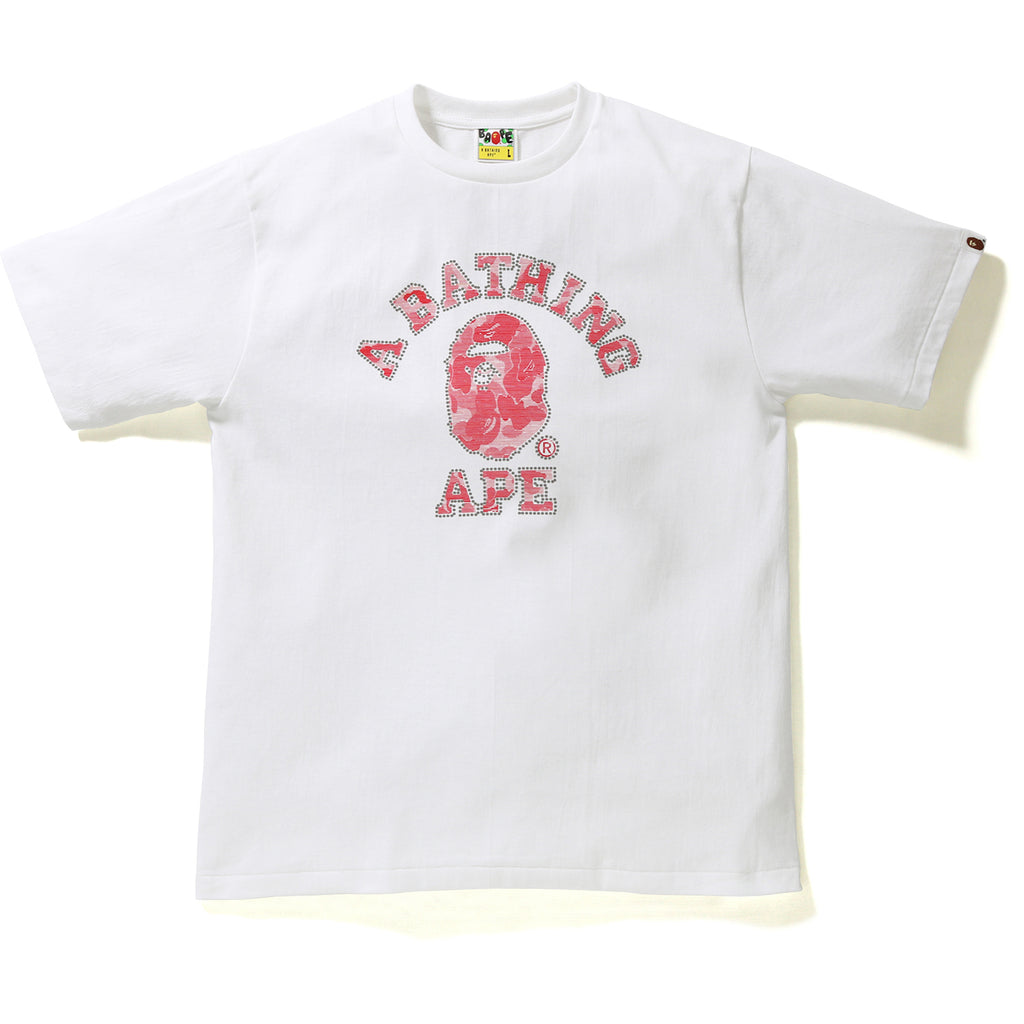 REFLECTOR NOISE ABC COLLEGE TEE MENS