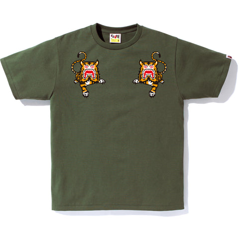 BAPE TIGER TEE MENS