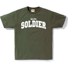 BAPE SOLDIER TEE MENS