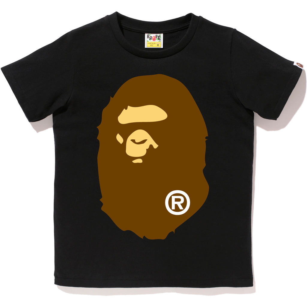 BIG APE HEAD TEE LADIES