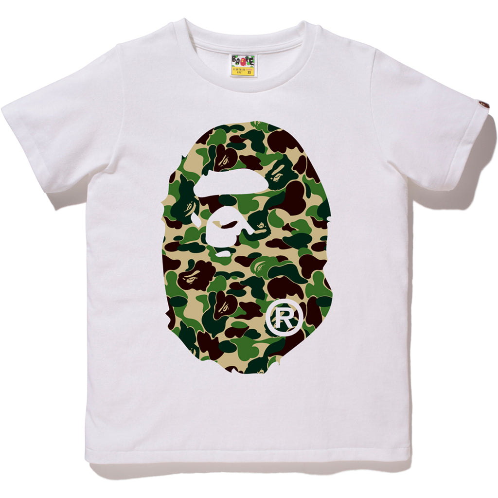 e5d1dfc9c833 ABC BIG APE HEAD TEE LADIES