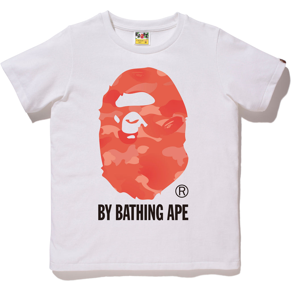 GRADATION CAMO BY BATHING TEE LADIES