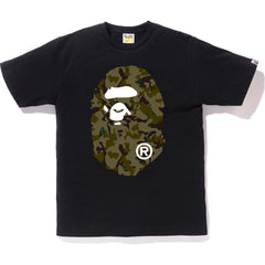 DESERT CAMO BIG APE HEAD TEE MENS
