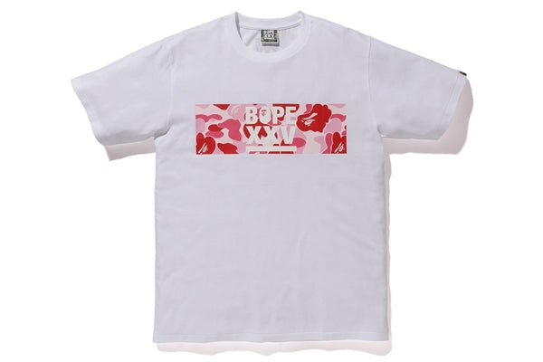 ABC BAPE XXV TEE MENS