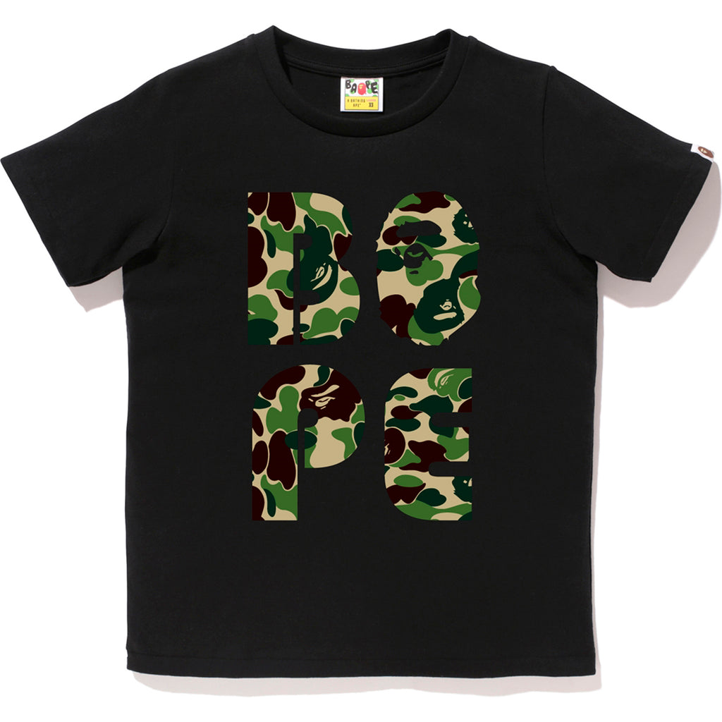 3153cc4d ABC TEE LADIES | us.bape.com
