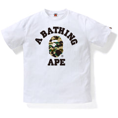 1ST CAMO COLLEGE TEE JR KIDS