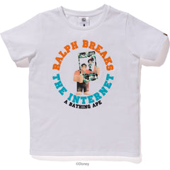RALPH BREAKS THE INTERNET TEE #1 LADIES