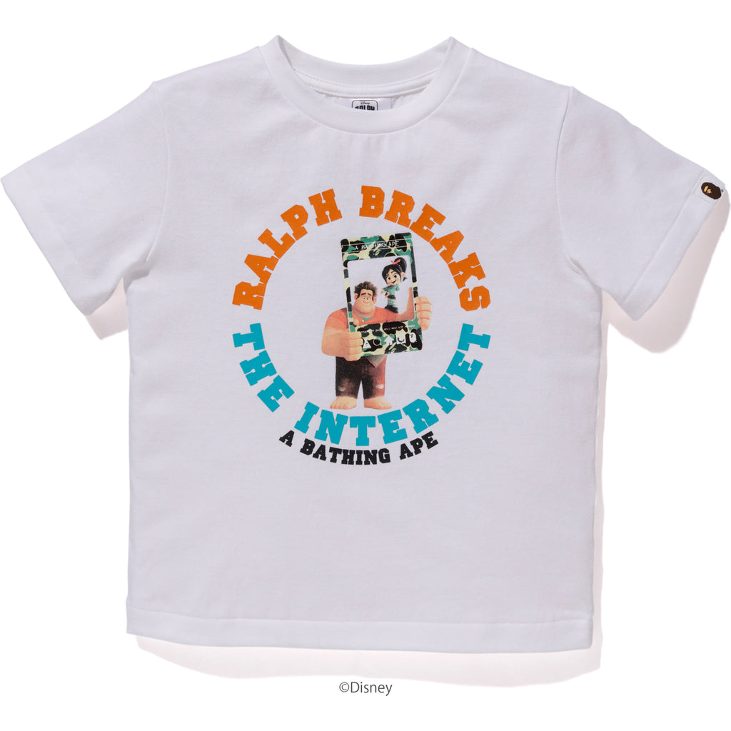 RALPH BREAKS THE INTERNET TEE #1 KIDS