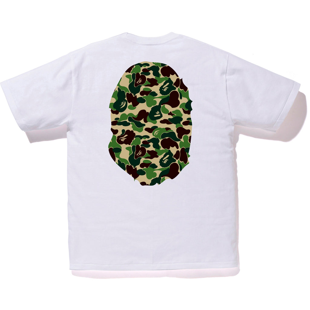 2046dc425 ABC BIG APE HEAD TEE MENS | us.bape.com