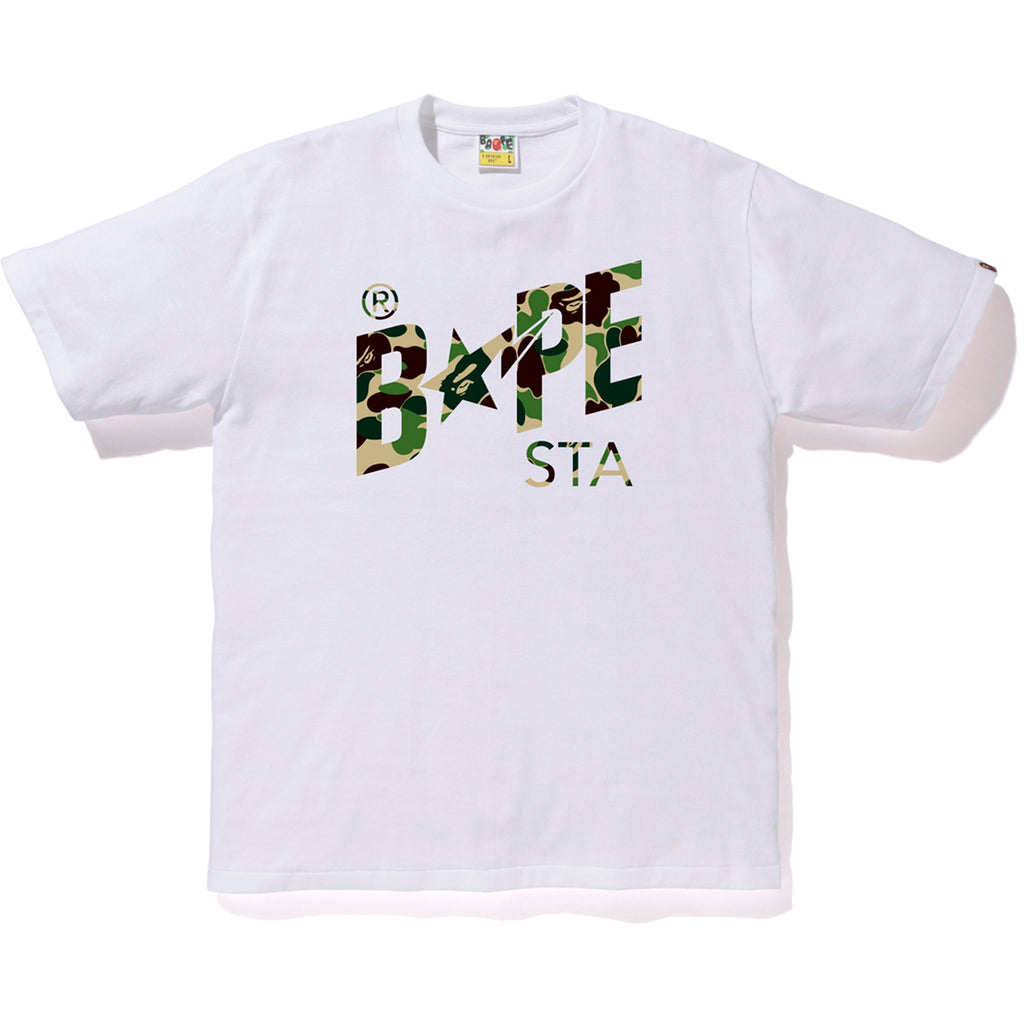 ABC BAPESTA TEE MENS
