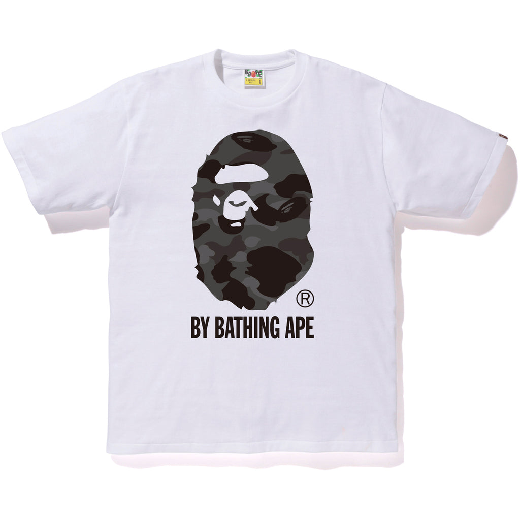 COLOR CAMO BY BATHING TEE MENS