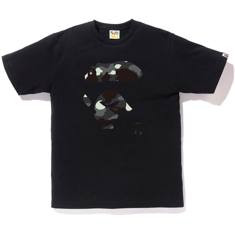 CITY CAMO APE FACE TEE MENS