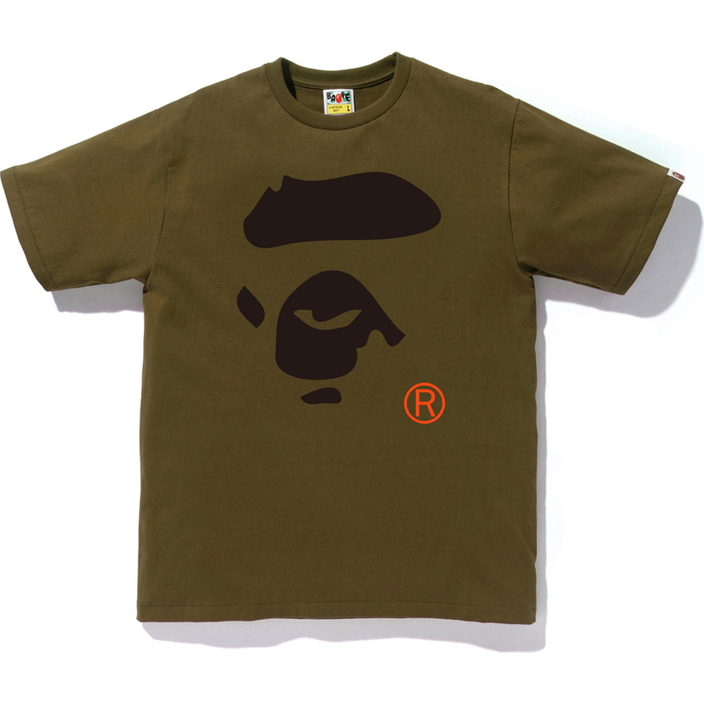 COLORS APE FACE TEE MENS