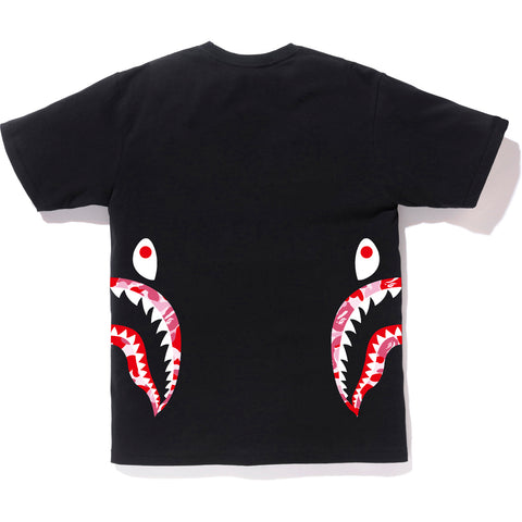 ABC SIDE SHARK TEE MENS