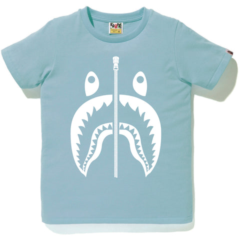 BICOLOR SHARK TEE LADIES