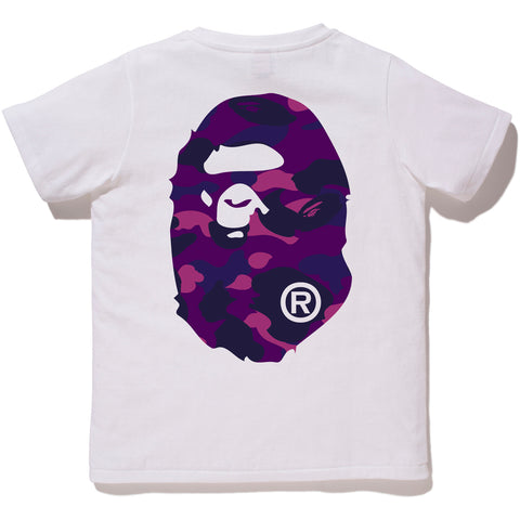 COLOR CAMO BAPE BOX TEE LADIES