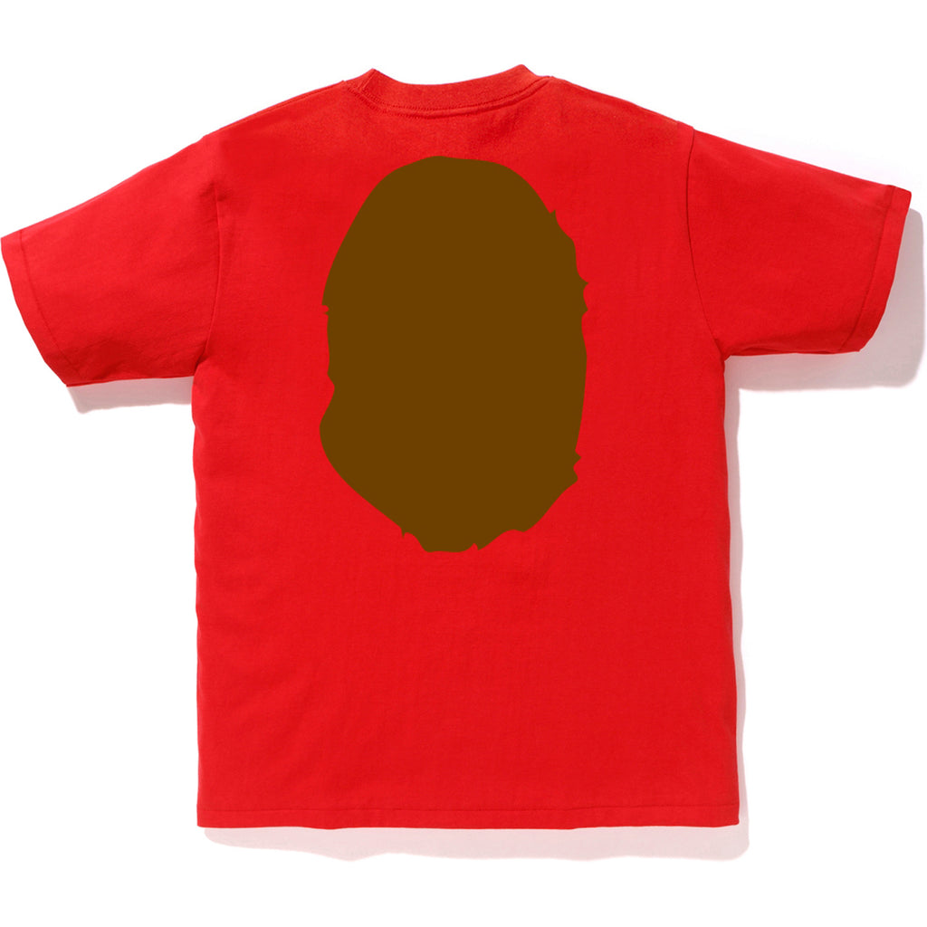 d7765b3e2 BIG APE HEAD TEE MENS | us.bape.com