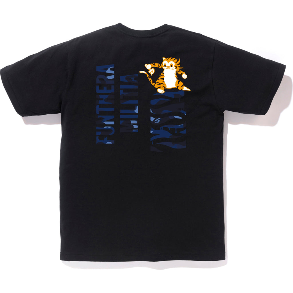 COLOR CAMO TIGER TEE MENS