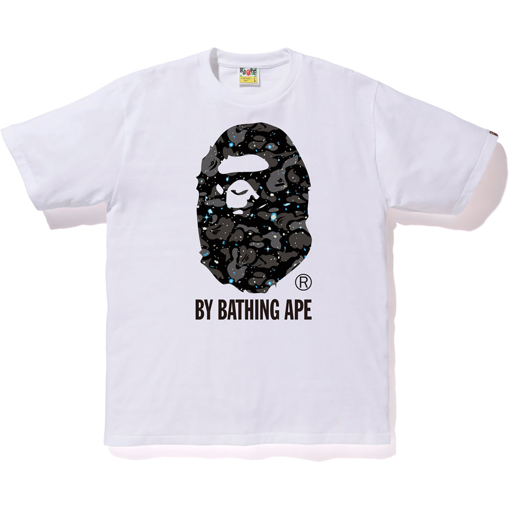 SPACE CAMO BY BATHING TEE MENS